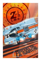 leMans Picture Frame print