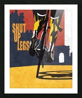 Shut Up Legs Picture Frame print
