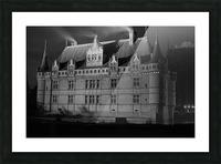 Azay le Rideau   Châteaux de la Loire  Picture Frame print