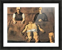 Piety by Albin Egger-Lienz Picture Frame print