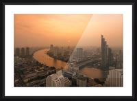 BANGKOK 01 Picture Frame print