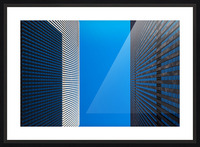 NEW YORK CITY 02 Picture Frame print
