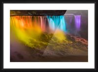 NIAGARA FALLS 10 Picture Frame print