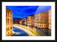 VENICE 02 Picture Frame print