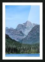 Peaks of Strathcona park Impression et Cadre photo