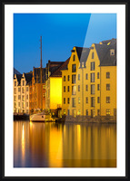 ÅLESUND 12 Picture Frame print