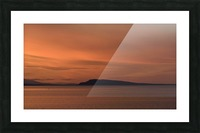 Summers end Picture Frame print