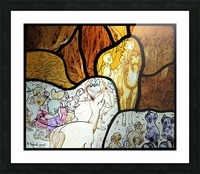 Snow White 1 Picture Frame print