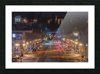 PerronView_Oct2018_DSC4891 Picture Frame print