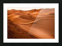 desert, morocco, sand dune, dry, landscape, dunes, sahara, gobi desert, Picture Frame print