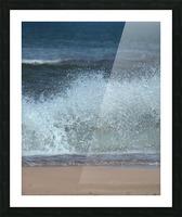 Prince Edward Island beach Picture Frame print
