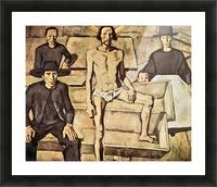 Resurrection of Christ by Albin Egger-Lienz Picture Frame print
