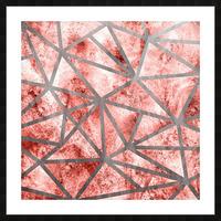 Geometric XXXV Picture Frame print