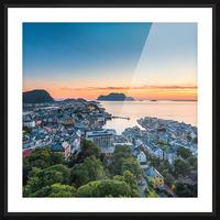 ÅLESUND 01  Picture Frame print