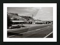 Old Motel Impression et Cadre photo