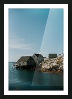 Peggys Cove Nova Scotia Impression et Cadre photo