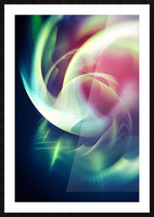 Abstract Art XIII Picture Frame print