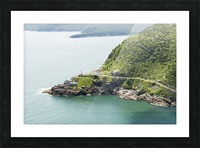Johns Harbour from Signal Hill 2 Picture Frame print