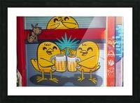 Torontos Graffiti Alley  61 Picture Frame print
