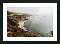 Highway 1 Impression et Cadre photo