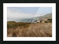 California Coast Impression et Cadre photo