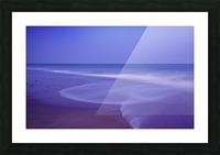 C 636 Ballybrannigan Beach Picture Frame print