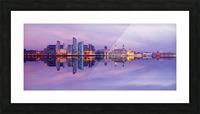 LIV 007 Liverpool Skyline   PANORAMIC_1549590966.45 Picture Frame print