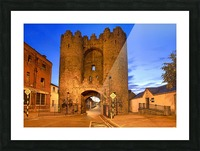 LH 034 St.Lawerence Gate Picture Frame print