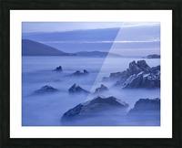 C 649 Beara Twilight Picture Frame print