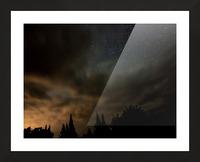Portal Picture Frame print