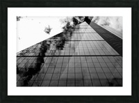 The Skyscraper Picture Frame print