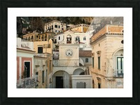 Church Clock - Italy  Impression et Cadre photo