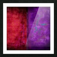 Dualities Picture Frame print