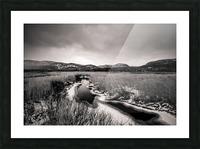 Cape Breton Highlands Picture Frame print