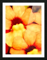 Yellow Mello Impression et Cadre photo