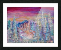 San Juan Mountains Colorado Picture Frame print