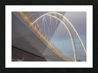 Walterdale_Bridge_NIK9887 Picture Frame print