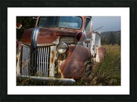 Ford Truck  Picture Frame print