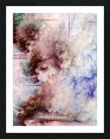 CONNEG HFAA Fractal Art Picture Frame print