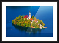 BLED 03 Picture Frame print