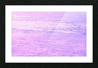 ICE 2 PINK Picture Frame print