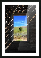 Wild Frontier Picture Frame print