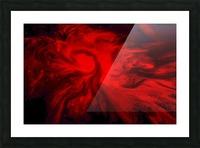 Red Fire  Impression et Cadre photo