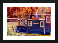 Lock 33 5 Picture Frame print