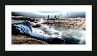 Niagara Falls  Picture Frame print