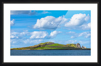 HOWTH 02 Picture Frame print