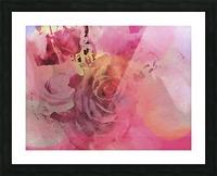 June Rose Picture Frame print