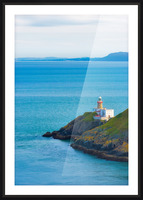 HOWTH 03 Picture Frame print