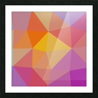 Abstract art (10) Picture Frame print