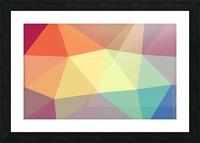 patterns polygon 3D (49) Picture Frame print